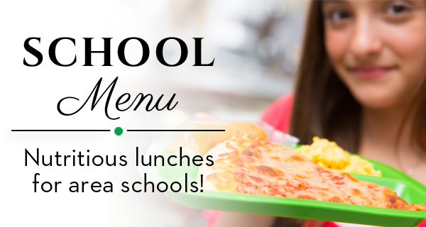Paradiso Pizza & Subs - Nutritious lunches for area schools